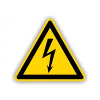 etichete pentru semnalizare electricitate