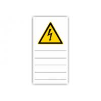 etichete pentru avertizare curent electric