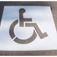 sablon pentru persoane cu dizabilitati