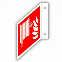 indicatoare cu doua fete pentru hidrant