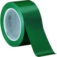 banda verde adeziva
