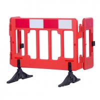 bariere cu doua laturi pentru lucrari trafic