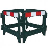 Sistem de protectie pentru lucrari stradale