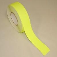 banda adeziva antiderapanta galben fluorescent