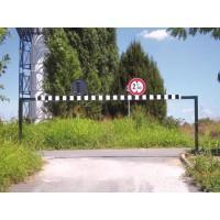 poarta de protectie pentru trafic