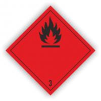 "etichete pentru lichide inflamabile"" din clasa 3"