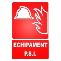 indicatoare pentru echipamente de prevenirea stingerea incendiilor