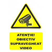 indicatoare pentru camere video