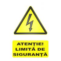 indicatoare de avertizare si siguranta