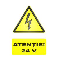 indicatoare de avertizare tensiune curent