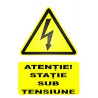 indicatoare pentru statii in funcţiune