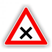 indicatoare intersecti de drumuri