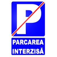 indicatoare parcare interzisa