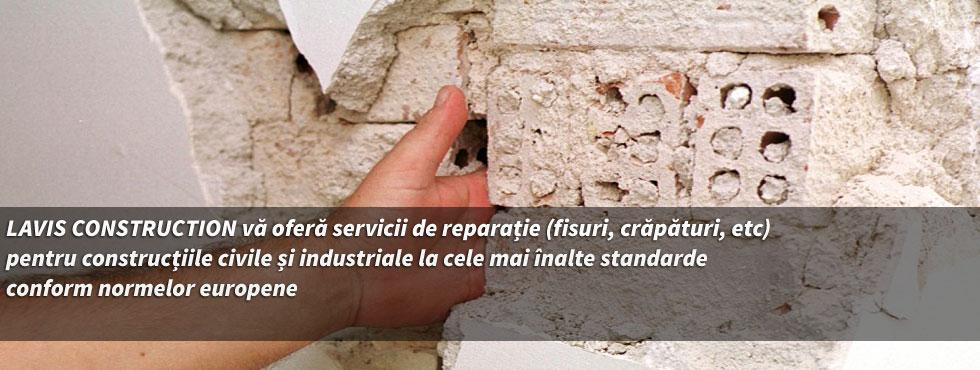 servicii de repararatie